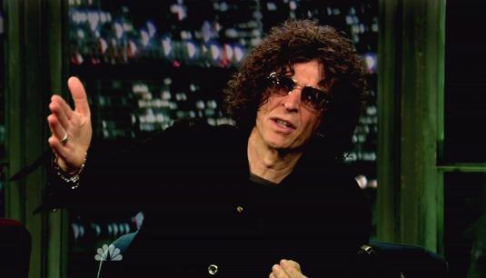 Howard Stern Interview Pic