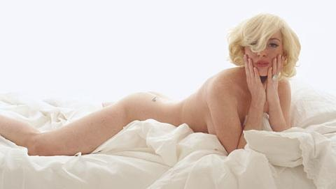 Lindsay Lohan Naked Photo
