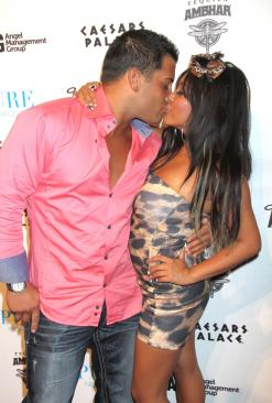 Snooki and Jionni LaValle