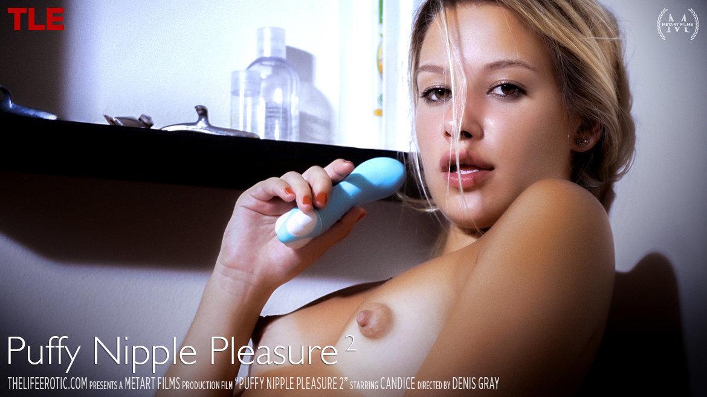 Puffy Nipple Pleasure 2 (Candice) - TheLifeErotic