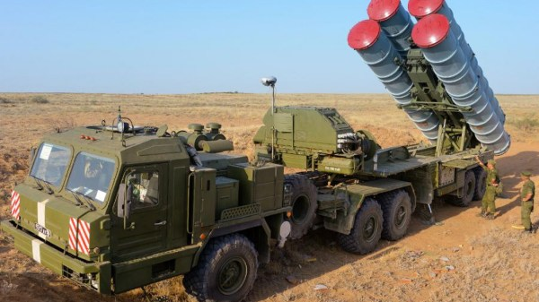 Russia Signs S-400 Missiles Deal With Turkey
