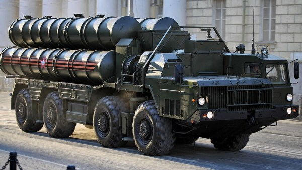 Turkey's Erdogan Says No Going Back From S-400 Arms Deal ...