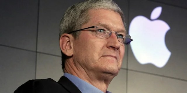 Apple cuts sales forecast, Tim Cook blames it on China sales, trade tensions