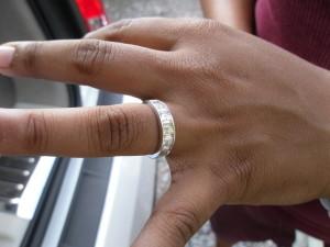 Shivan's ring back where it belongs 083013 001