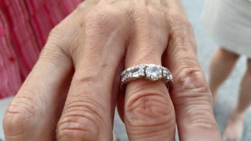 Honeymoon Ring