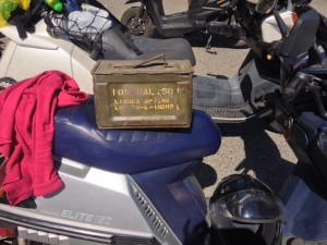 Apocalypse Scooter Club's Recovered Time Capsule