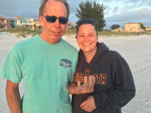 Madeira Beach lost and found ring St Pete Beach Treasure Island