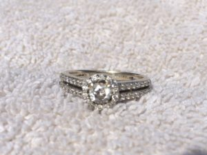 This Ring Find Began When I Received A Text From My Wife As Returned On Kaneohe Sand Bar Miriam Who Lives In Waikiki Told She