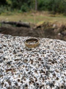 Lost ring found