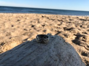 Lost Ring East Beach Charlestown RI
