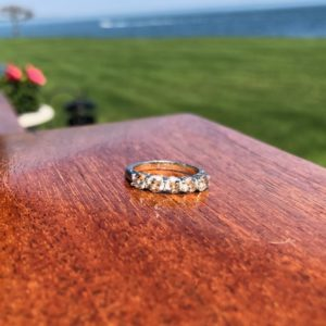 Lost diamond ring Niantic Connecticut