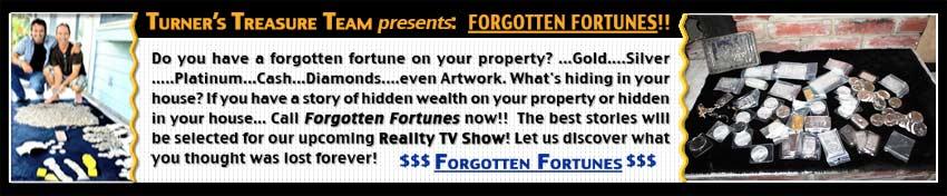 Forgotten Fortunes