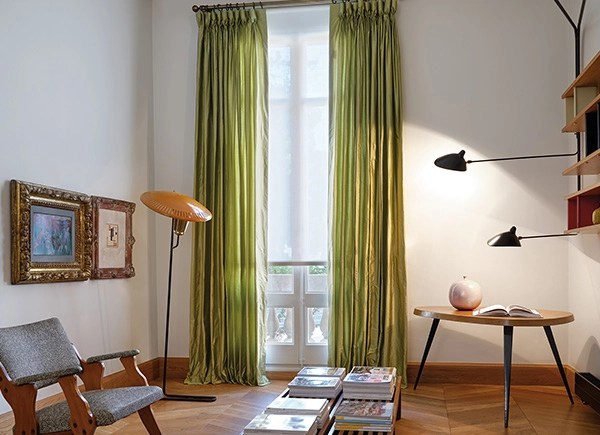 designer custom curtains drapery
