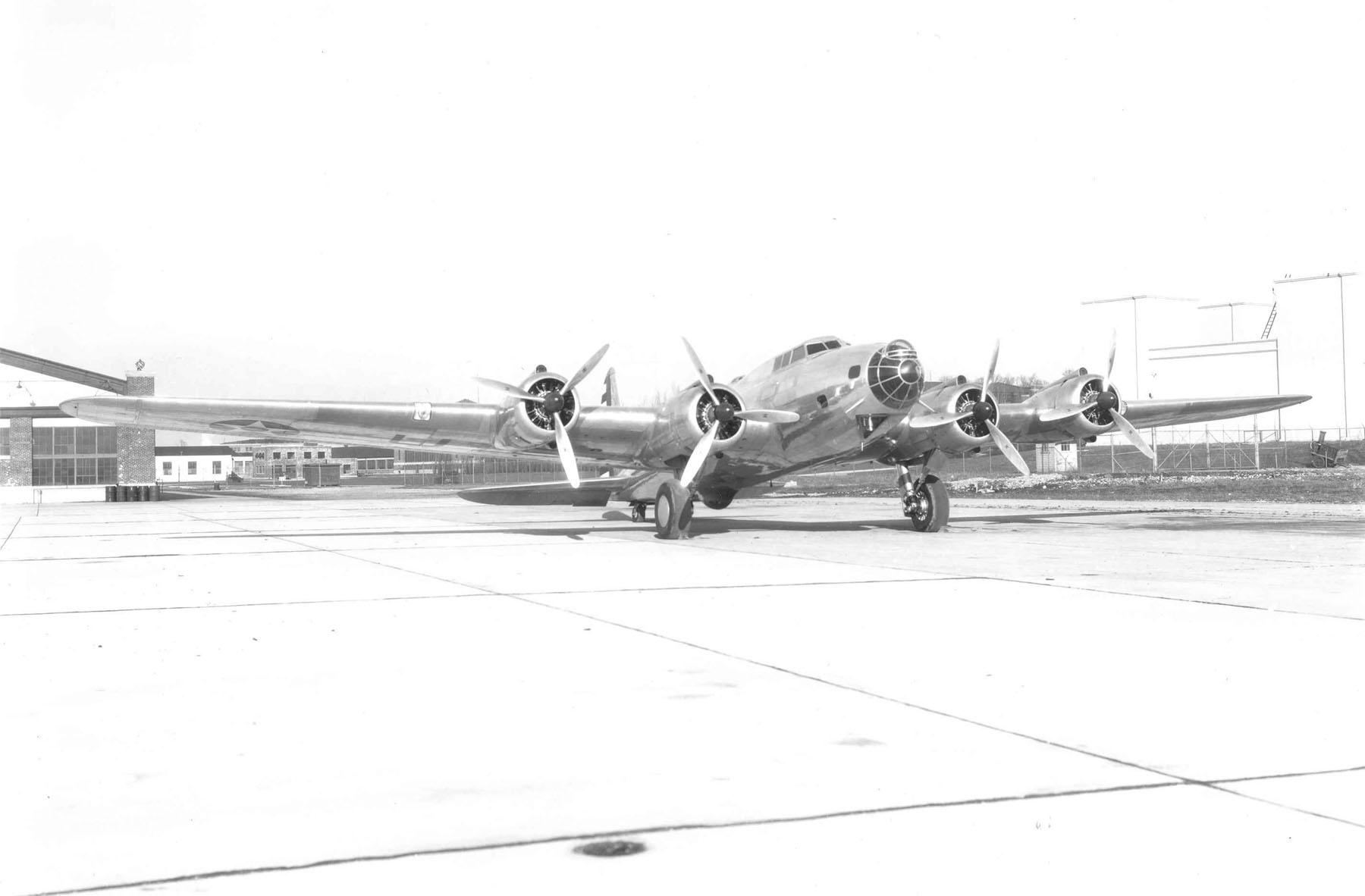 Boeing Model 299 Archives