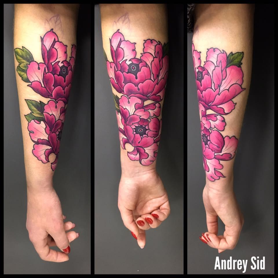бабушке бамбук парням розы андрей чуев о работе татуировщика