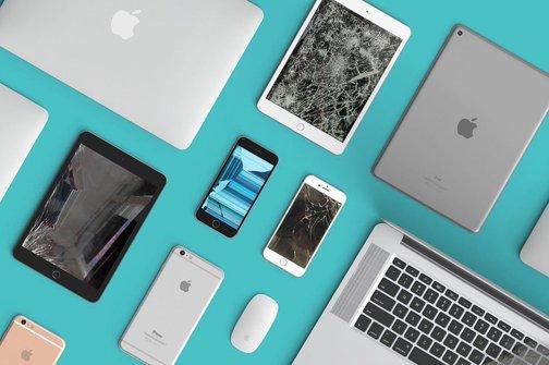 Замена экрана и стекла iPhone X, XR, XS, XS MAX, 11, 11 ...
