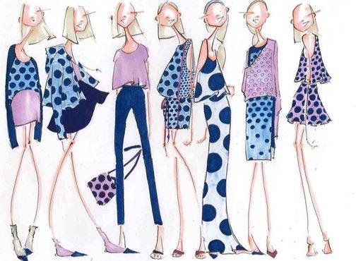Основные типы женских фигур. Принципы визуальной коррекции.