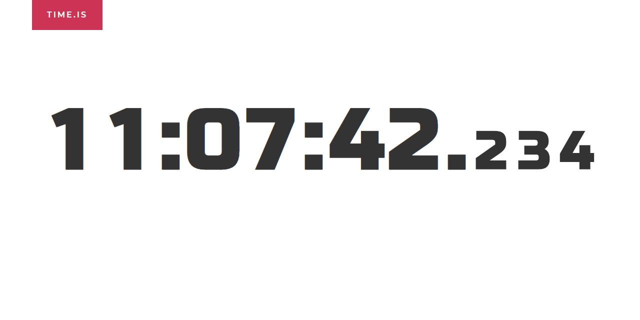 كم الساعة الان في لندن