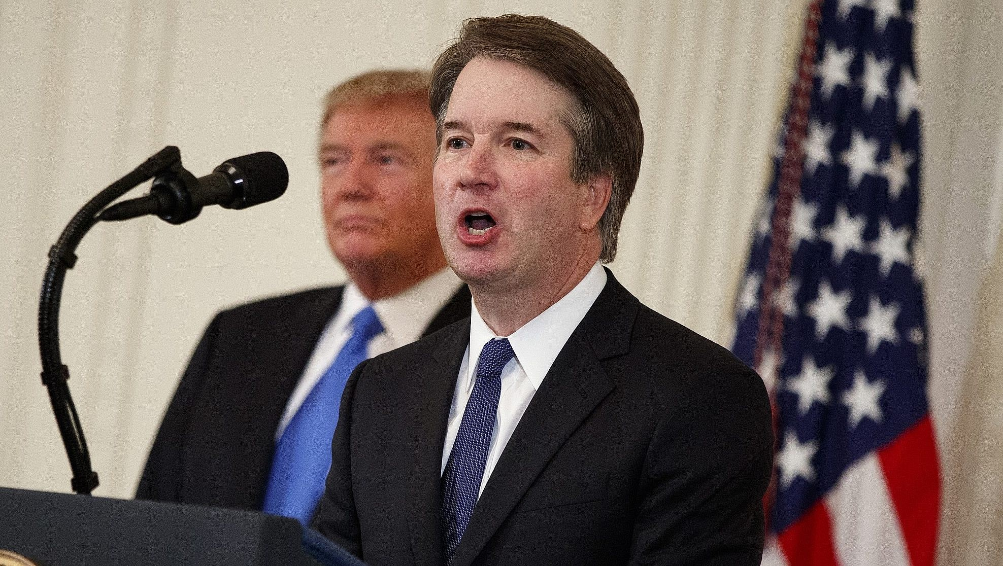 Will Kavanaugh Overrule Scalia To Support Religious