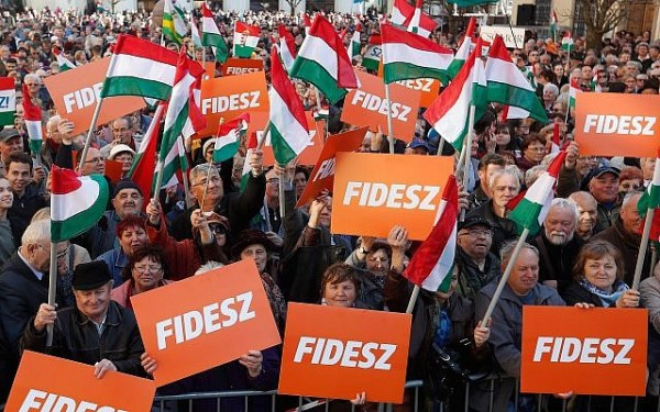 In Hungary's election, the far right scores even as an ...