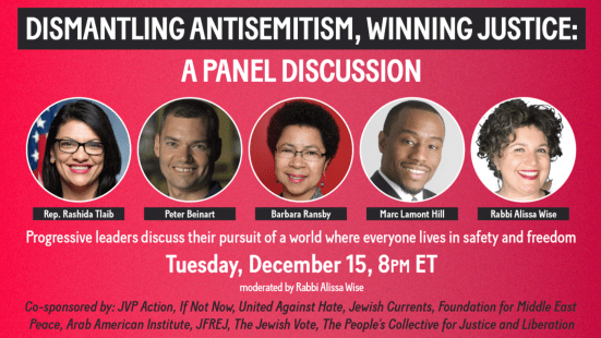 An upcoming anti-Semitism panel shows different rules for Jews | The Pittsburgh Jewish Chronicle