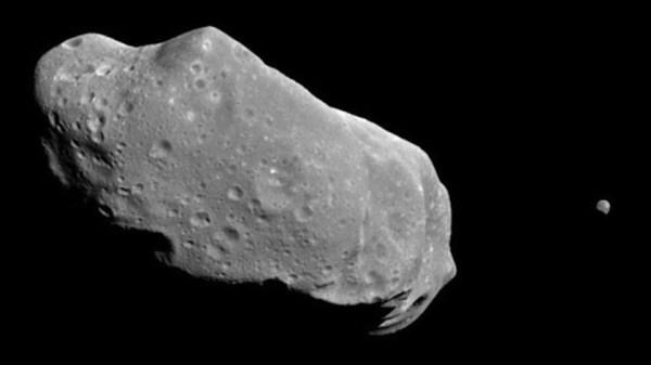 Hebrew U stakes claim in space with namesake asteroid