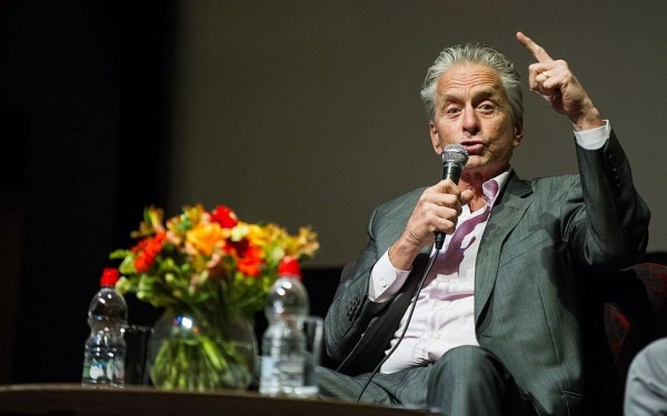 Michael Douglas reminisces on 50-year career, from first ...