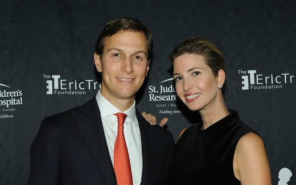 Who is Donald Trump's Jewish son-in-law, Jared Kushner ...
