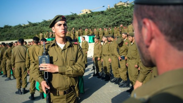 IDF: Once an 'only child' becomes a fighter, there's no ...