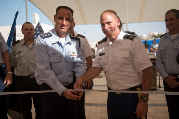 In first, US establishes permanent military base in Israel ...