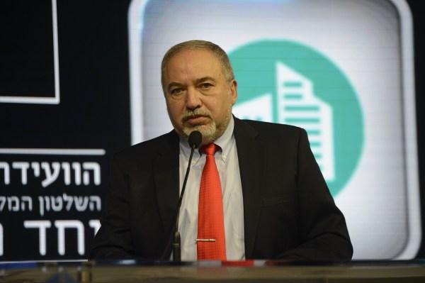 Citing Cuban missile crisis, Liberman hints Israel will ...
