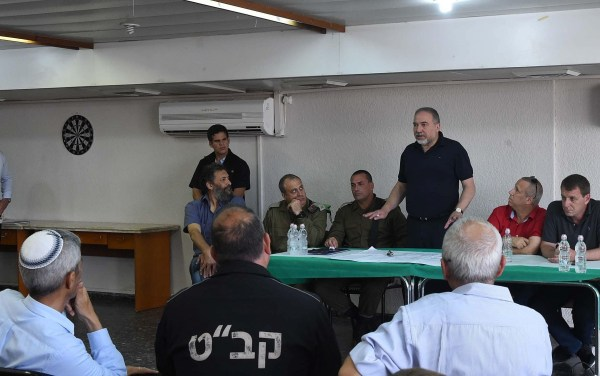 Liberman says IDF will not change open-fire policy on Gaza ...