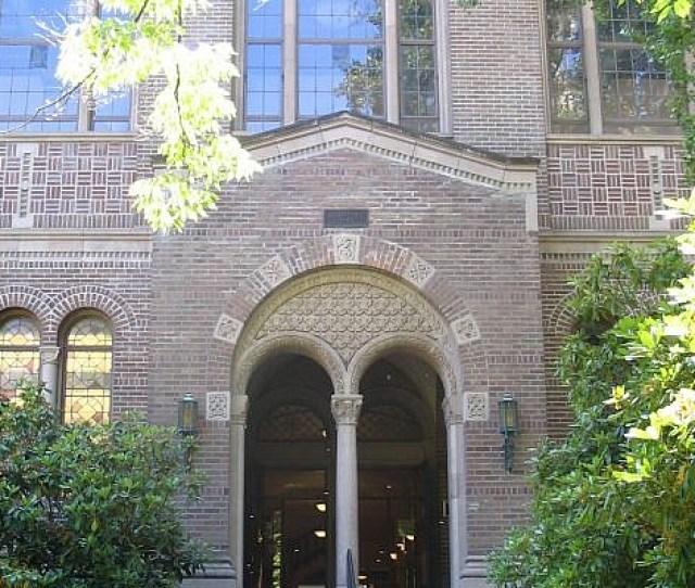 The Wilson Library At Western Washington University In Washington State Public Domain Wikipedia