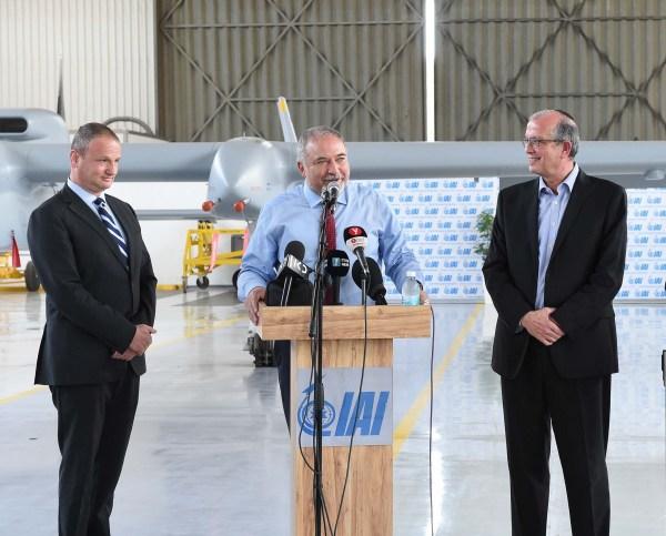 Liberman warns Israel will crack down on Gaza incendiary ...