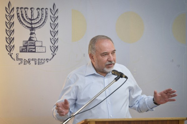 Liberman: 'We will do whatever is necessary' to stop Gaza ...