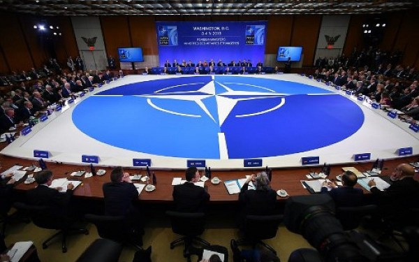 Flipboard: 70 years of NATO -- and this year might be its ...