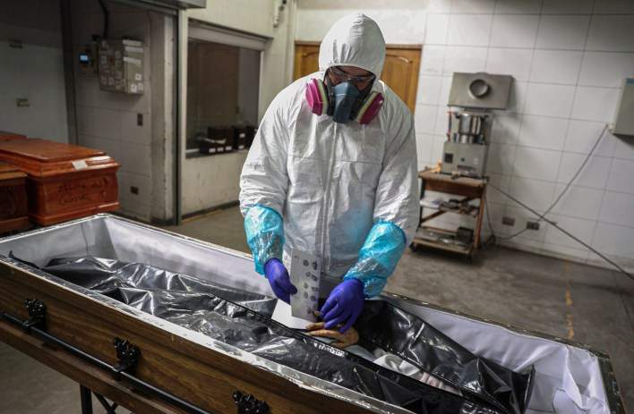 500,000 dead: world hits coronavirus milestone amid fears worst to come | the times of israel