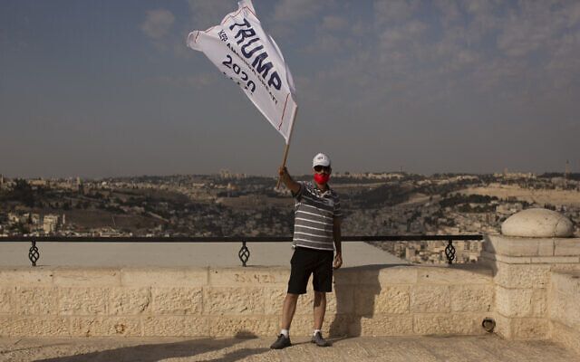 Settlers to pray for Trump at flashpoint West Bank shrine