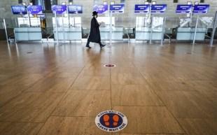 Israel halts all commercial flights to keep virus varieties at bay