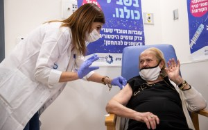 The Israeli vaccination campaign is likely to be halted briefly next week