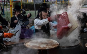 For the Israelis, this year, Passover marks the celebration of freedom from the virus