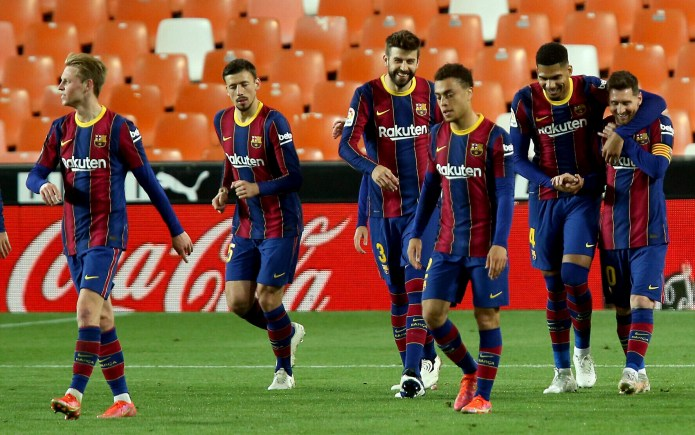 FC Barcelona said looking at potential preseason game in Israel | The Times  of Israel