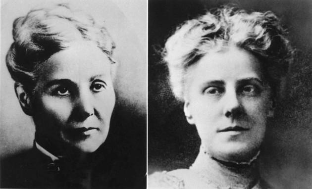 Anna Maria Jarvis e Ann Maria Reeves