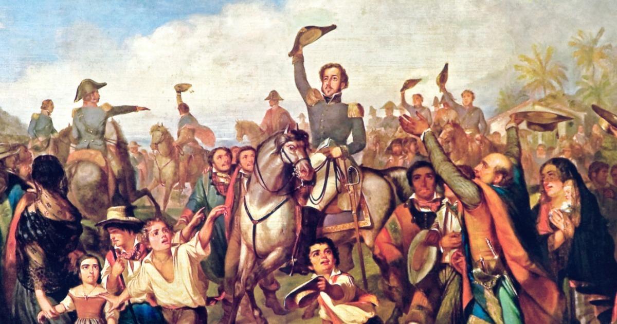 Independência do Brasil - 7 de setembro: resumo do processo - Toda Matéria