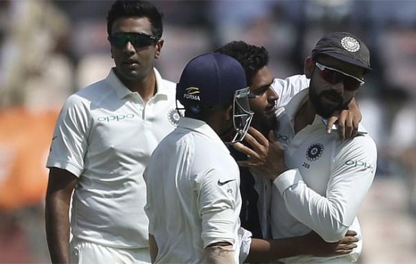 Virat Kohli: Another fan breaks security cordon for selfie ...
