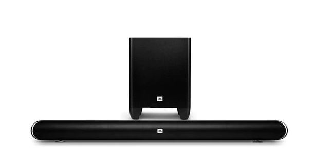 JBL Cinema SB350 Home Theater