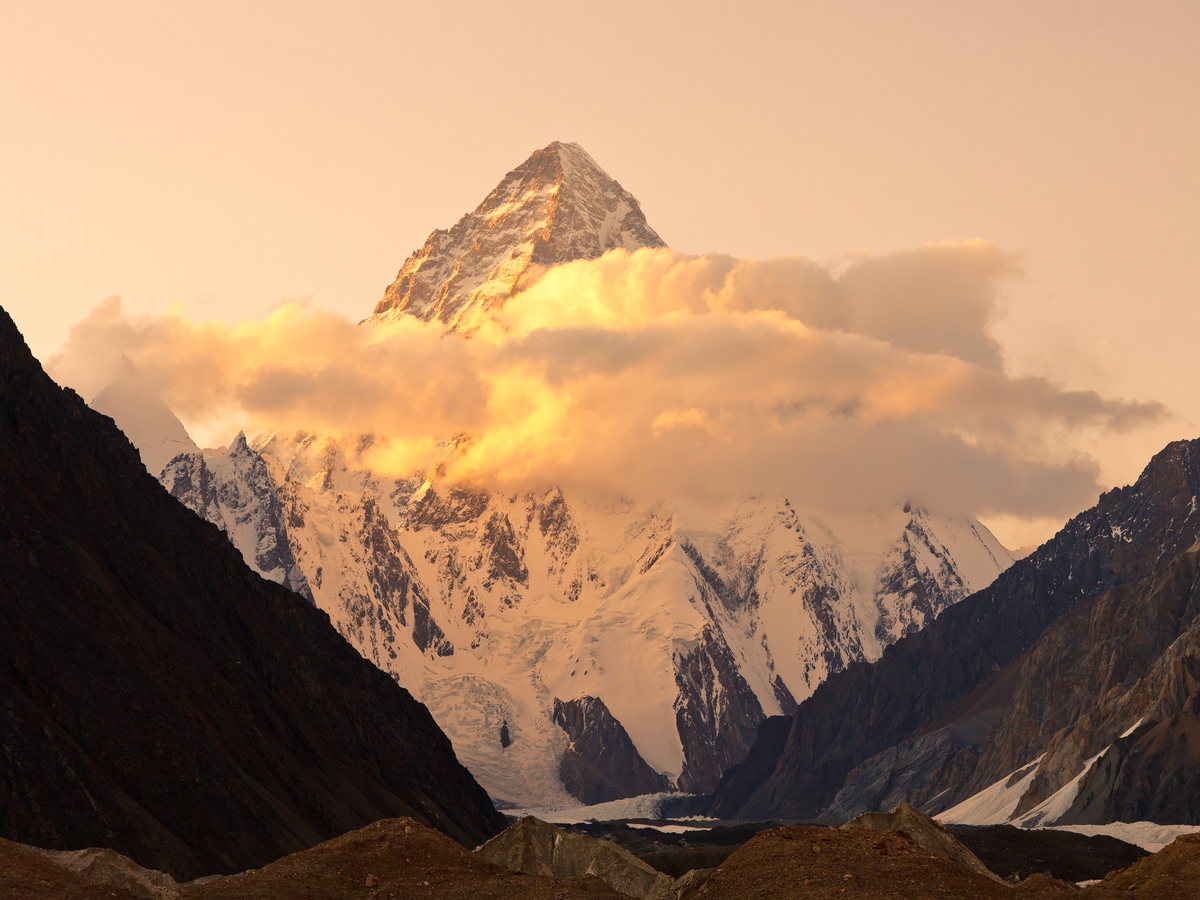 Lesser-know facts about Mount K2 and why it is called the deadliest in the  world   Times of India Travel