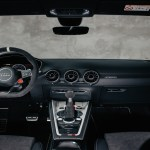 Audi Tt Rs Limited Edition Launch Audi Tt Rs 40 Years Of Quattro Limited Edition Launched