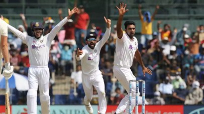 India vs England, 2nd Test: Ashwin & Co make the ball talk on Chennai turner  | The Times of India