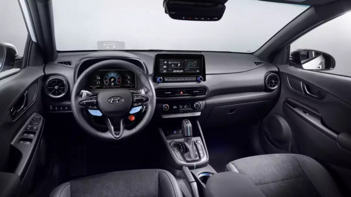 Hyundai Kona N Line 2021: Hyundai debuts Kona N, aims 18 models in performance portfolio | - Times of India | Latest News Live | Find the all top headlines, breaking news for free online April 29, 2021